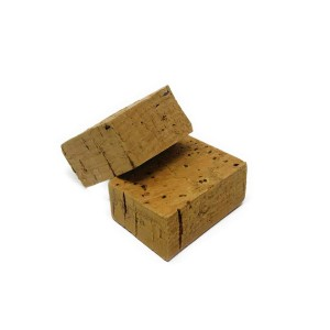 Part of natural cork L. 45×32 (100 pcs)