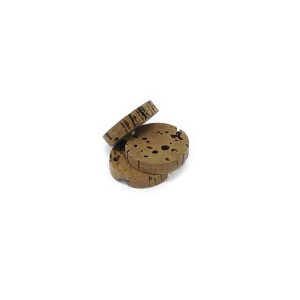DIY Natural Cork discs single piece  Ø 28 H. 6  (500 pcs)