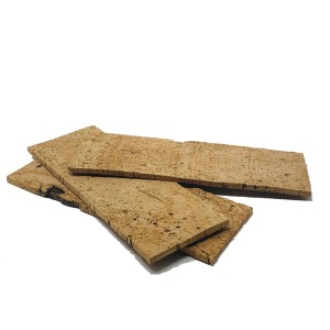 DIY cork strip  L. 27cm. x h. 7mm. (10 pcs)